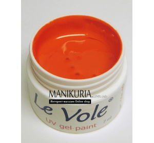 Гель-краска CGP-40, 7 ml, Le Vole