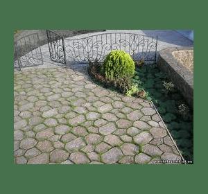 Бруківка тротуарна плитка Луцьк Ковель
