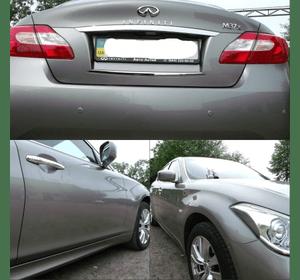 Полірування та покриття автомобілів рідким склом