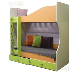 Ліжко двухярусне Мобі-1