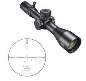 "Прицел оптический Bushnell 4,5-30x50 ""Elite Tactical"" XRS-2, G3, FFP"