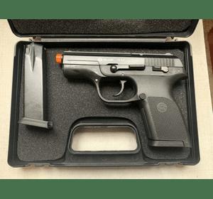 Стартовый (сигнальный, шумовой) пистолет Blow TR 914 02 + запасной магазин