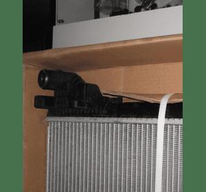 Радиатор охолаждения водный 2,0CDTI Trafic, Vivaro 06-