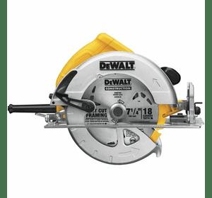 """Акция DeWALT """"HOT-30"""": Прецизионная дисковая пила DWE575K, 1 600 Вт, 5 200 об/мин, многоцелевая, угол до 57°, пропил 67 мм, диск 190 х 30 мм, 4.0 кг"""