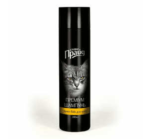 """Шампунь-преміум """"Супер-Прайд"""" проти бліх для котів Шампунь-преміум """"Супер-Прайд"""" проти бліх для котів Артикул С 160"""