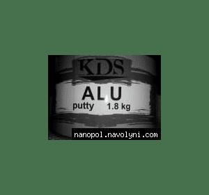 Шпатлёвка автомобильная KDS Alu, 1.8 кг