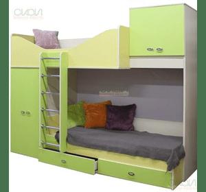 Ліжко двоярусне Мобі-2