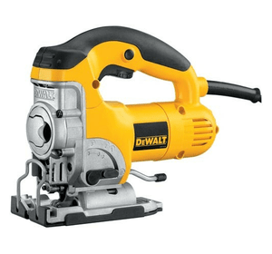 "Акция DeWALT ""HOT-30"": Электролобзик DW331K, 701 Вт, гл. пропила 130 мм, електроника, кейс"