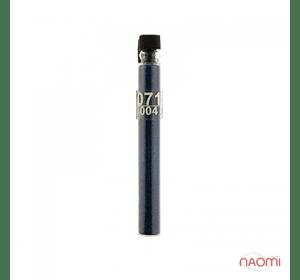 Блестки Salon Professional, размер 004, цвет синий № 071, в пробирке