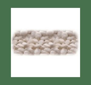 Грунт для аквариума COLLAR Белая галька 6-8