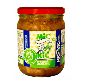 МиС КиС М'ясні делікатеси з ягням 500 гр