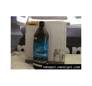 Полировальная паста Mirka Polarshine 15, 1 L