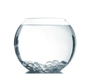 Акваріум куля/круглий 1л