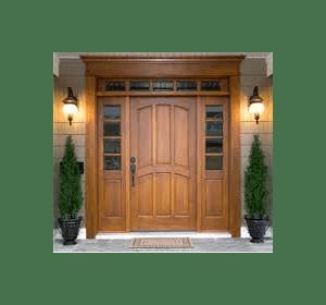 Двері деревяні