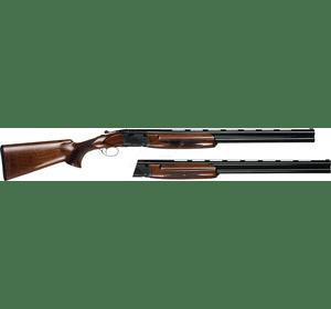 Ружье Ata Arms SP Black Light Combo. Стволы - 76 см (кал. 12/76) и 71 см (кал. 20/76)