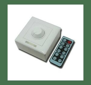 Димер одноканальний 12V 8A пульт