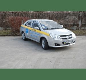 Індивідуальні курси вдосконалення основ водіння автомобілем