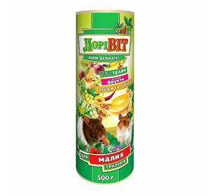 Лорівіт-Делікатес для малих гризунів, 500 г