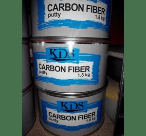 Шпатлівка KDS CARBON FIBER putty чорний 1,8кг