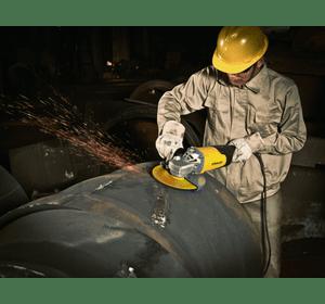 STGL2223 Угловая шлифмашина STANLEY, 2 200 Вт, d=230 мм, 6500 об/мин, 5.7 кг