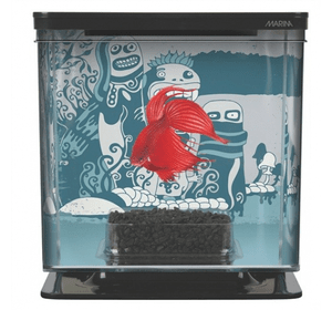 Акваріум Tetra Betta Kit Wild Thing 2л чорний