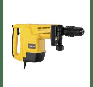 STHM10K Отбойный молоток Stanley Power Tools, 1 600 Вт, SDS-Max, 5-25 Дж, 10.5 кг, кейс