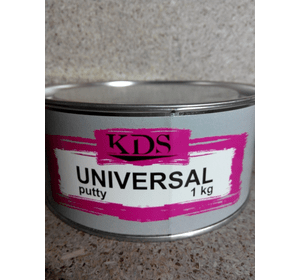 ШпатлІвка KDS UNIVERSAL putty сірий 2 кг