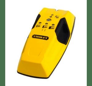 STHT0-77404 Детектор неоднородностей Stanley S150, обнаружение в дереве/металле - 38 мм, обнаружение проводов - 51 мм, предупреждающие звуковые сигналы