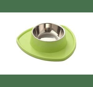 Миска AnimAll для кошек и собак, с подставкой, 300 мл