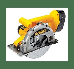 Пила циркулярная по металлу аккумуляторная DeWalt DW934K2