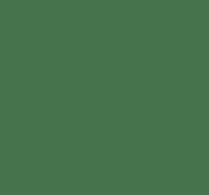 Гаражні ворота KRUZIK в дизайні вузька вагонка - BASE
