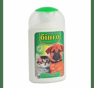 Шампунь «БІНГО» біологічний (проти бліх для цуценят, кошенят)