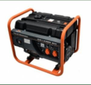 Прокат бензогенератора (електростанції) EnerSol SGSP 6500, 5.5 кВт, однофазний 230 В, 4-хтактний, розхід палива при навант. 75%: 2.5 л/год, ручний тип запуску, 74 кг, габарити: 717х545х602 мм