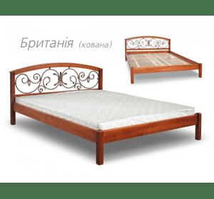 Ліжко Британія з ковкою