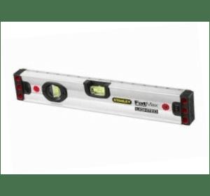 0-43-527 Stanley FatMax Уровень магнитный с подсветкой, 2 капсулы, 60 см, алюминиевый