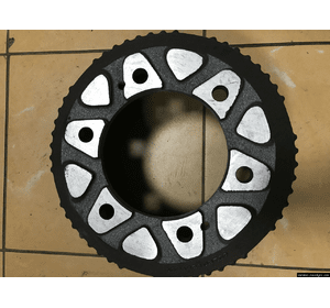 Барабан тормозной Е2 Эталон ТАТА Турция 163 мм.