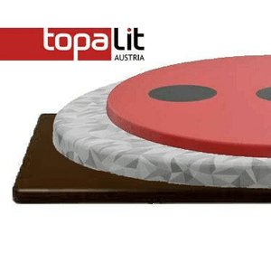 Стільниця TOPALIT d-80