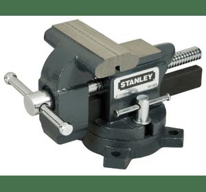 """1-83-065 Тиски Stanley """"MaxSteel"""" для небольшой нагрузки, глубина 85 мм, макс. размер раскрыва 100 мм, усилие стяжки 110 кг"""