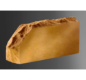 Цегла рваний камінь Скеля тичкова кутова