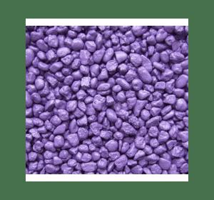 Грунт для аквариума lilac (фиолетовый) 2-3