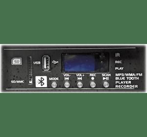 HL AUDIO USK12A BT/USB