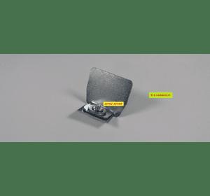 ЗАГЛУШКА  МЕТАЛЕВА (60*70мм)