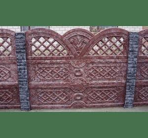 Залізобетонні паркани Овен Луцьк  Ковель