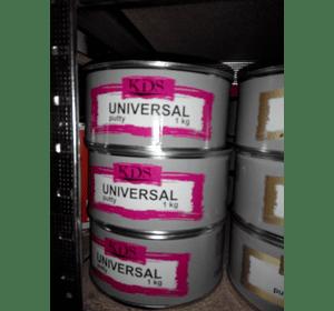 ШпатлІвка KDS UNIVERSAL putty сірий 1 кг