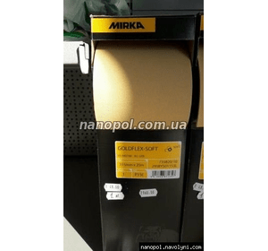 Gold Flex Soft Mirka P150 из 200 шт. с перфорацией