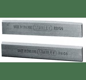 """Ніж для торцевого рубанка STANLEY 0-12-376 """"RВ5"""", закруглений, для стандартних робіт, L=50 мм, 3 шт"""