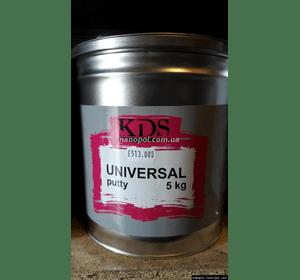 Шпатлёвка автомобильная KDS Universal, 5 кг
