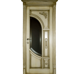 Двері міжкімнатні Венеція різьба