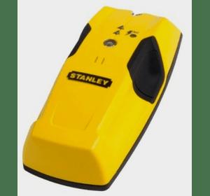 STHT0-77403 Детектор неоднородностей Stanley S100, обнаружение в дереве/металле - 19 мм, обнаружение проводов - 51 мм, предупреждающие звуковые сигналы