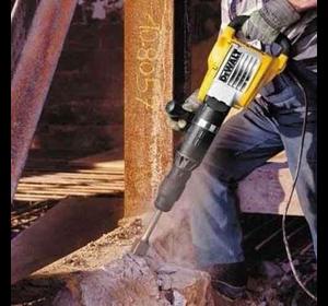 Прокат відбійного молотка у Луцьку: DeWALT D25902, SDS-Max, 25 Дж